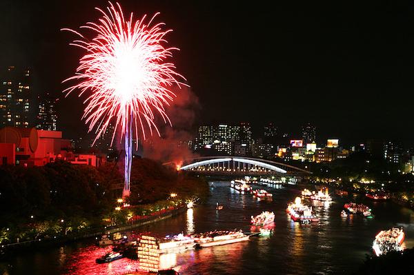 大阪_天神祭
