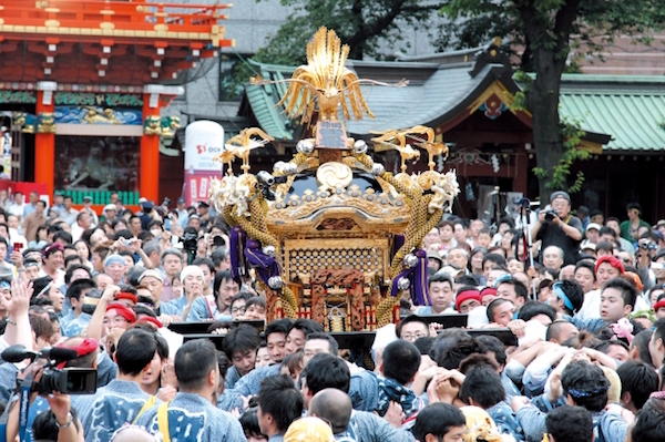 东京_神田祭